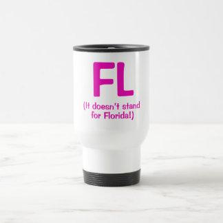 F***ing Loser - Pink Travel Mug