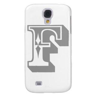 """F"" is for FAIL - Alphabet Letter Tee Samsung Galaxy S4 Case"
