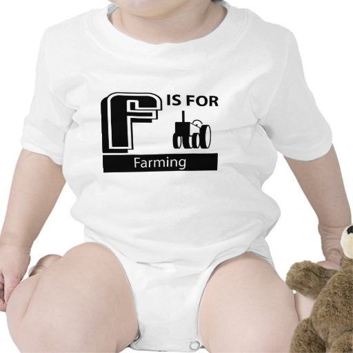F Is For Farming Shirt