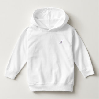 F is for Fearless Toddler Hoodie