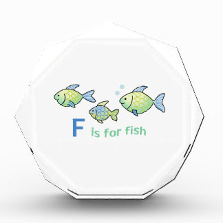 F IS FOR FISH AWARDS