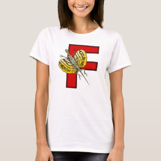 F is for Flying Dragon! Shirt