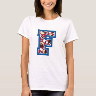 F is for Football T-Shirt