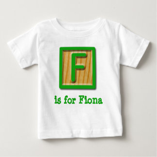 F is for... t-shirts