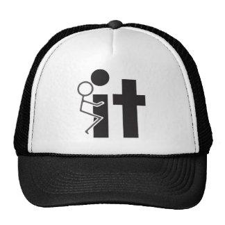 F*** IT TRUCKER HAT