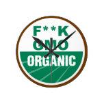 F ** K GMO orgánico Relojes