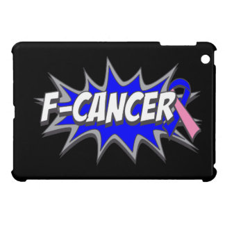 F-Male Breast Cancer iPad Mini Covers