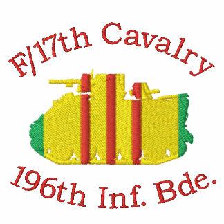 F marcha 17mo Cav. 196o Inf. Bde. Camisa M113