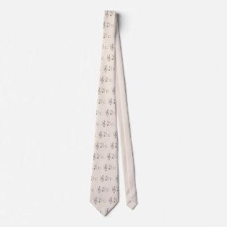 F (nota) U Corbata Personalizada