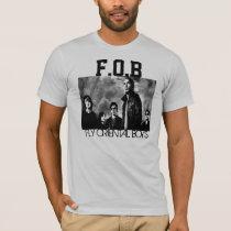 F.O.B:  fly oriental boys 6 T-Shirt