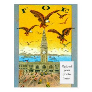 F O E POST CARD