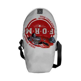 F.O.R.M HotRod mini curing ashes Courier Bag