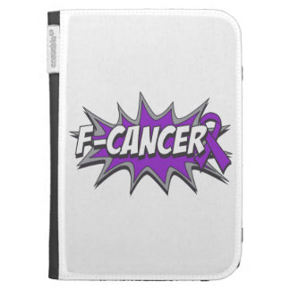 F-Pancreatic Cancer Kindle Cases