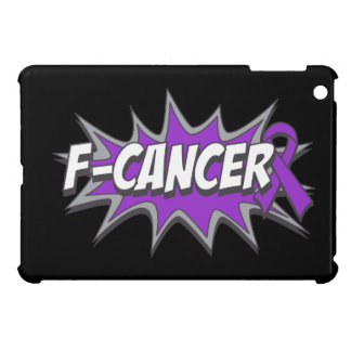 F-Pancreatic Cancer iPad Mini Cases