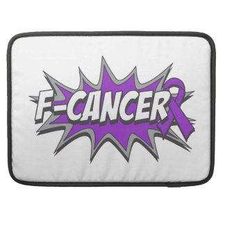 F-Pancreatic Cancer Sleeve For MacBooks