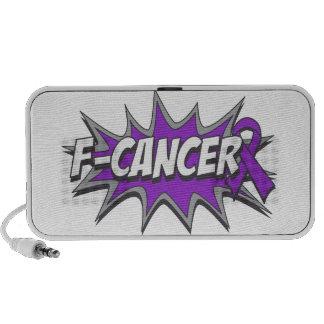 F-Pancreatic Cancer Portable Speaker