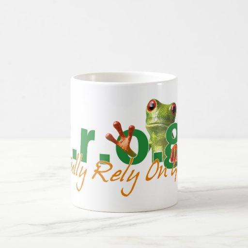 F.R.O.G. Mug