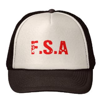 F.S.A TRUCKER HAT