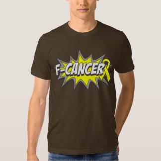 F-Sarcoma Cancer T Shirt