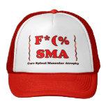 F SMA MESH HATS