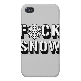 F SNOW - png Covers For iPhone 4