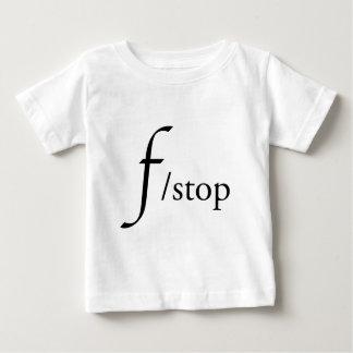 f/stop playera para bebé