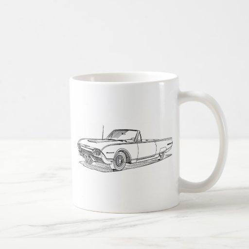 F Tbird 1962 Mugs