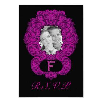 F- The Falck Alphabet (Pink) Card
