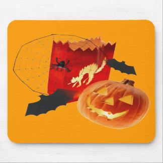F�tons Halloween - Mousepads