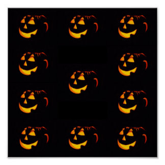 F�tons Halloween - Posters