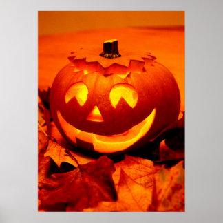 F�tons Halloween - Print