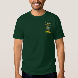 F Troop 17th Cavalry M551 Sheridan Driver Shirt