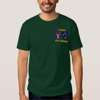 F Troop 17th Cavalry VSR M113 ACAV Shirt