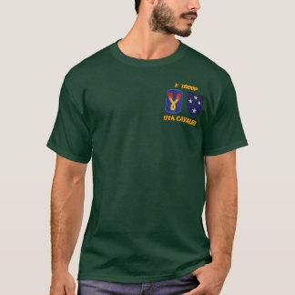 F Troop 17th Cavalry VSR M551 Sheridan Shirt