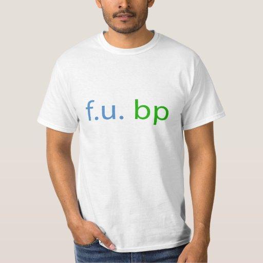 F.U. Camisa de BP