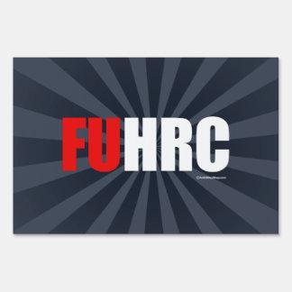 F U H R C - blanco anti de Hillarypng - .png Cartel