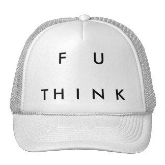 F U T H I N K TRUCKER HATS