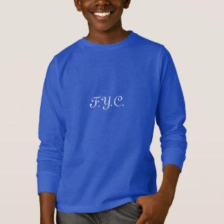 F.Y.C.  Youth Snow Logo Hoodie