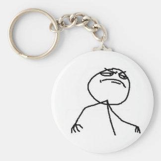 F Yea Guy Key Chain