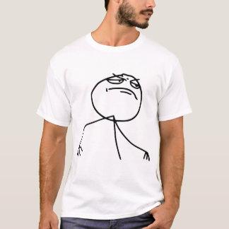 F Yea Rage Face Meme T-Shirt