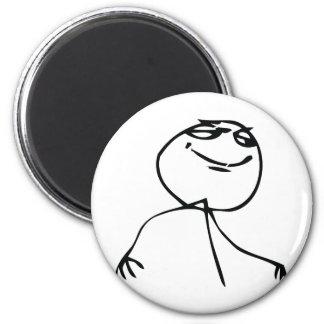 F*** Yeah II 2 Inch Round Magnet