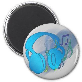 F* Yeah! Music! Magnet