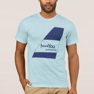 f***You AIRWAYS T-Shirt