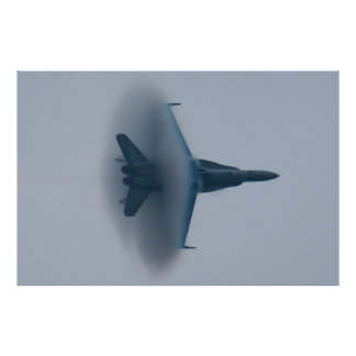 FA 18A Hornet VFA-106 AD-147 Vapor Cone Posters