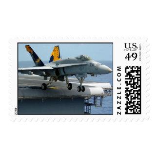 FA-18C Hornet Postage