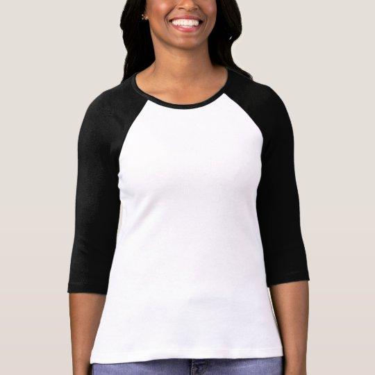 FA-195 3/4 sleeve raglan shirt