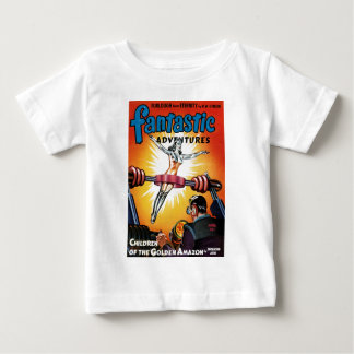 FA - Children of the Golden Amazon Baby T-Shirt