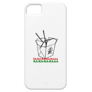 Fa ra ra ra ra - Holiday Humor iPhone 5 Case