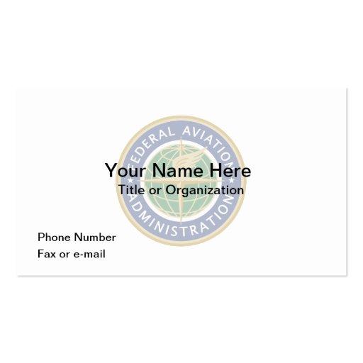 FAA Business Card