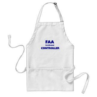 FAA Certificated Controller Apron